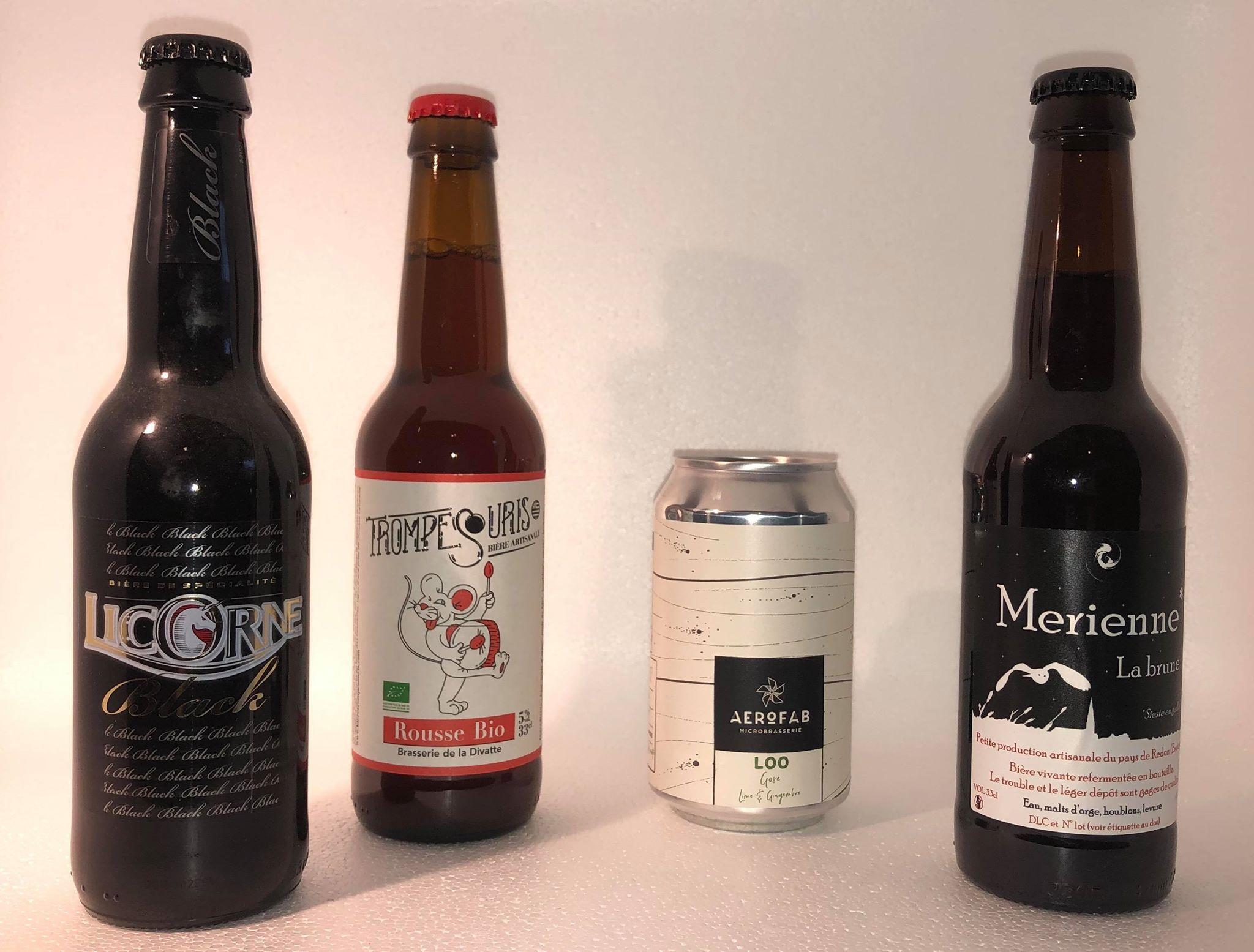Bières Ambrés