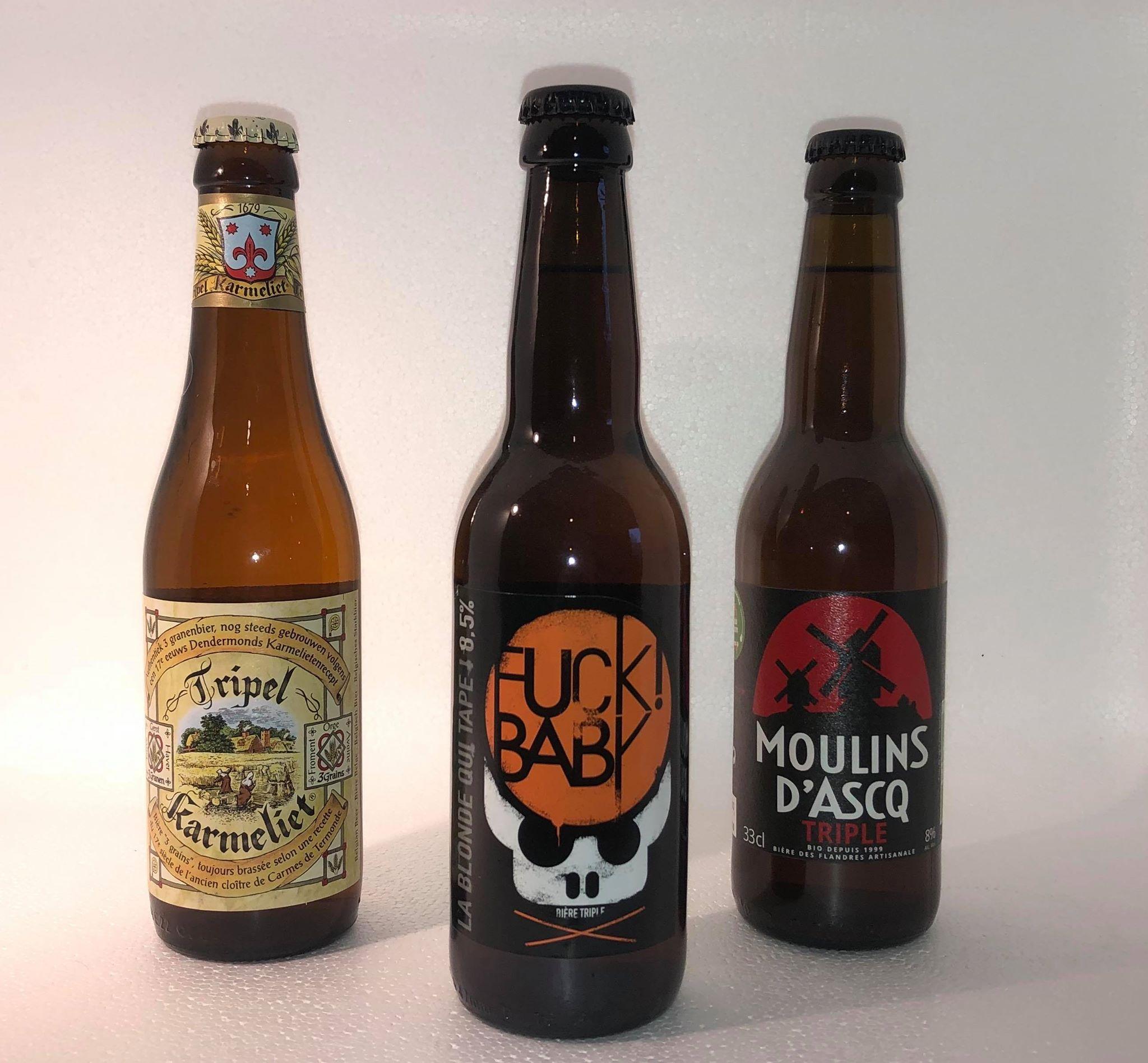 Bières Triples