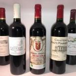 Vins Rouges de Bordeaux